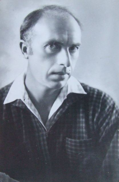 Nagy Imre (Ismeretlen szerző felvétele)